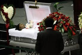 funeral casket chris henry memorial casket and funeral