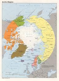 Ocean Maps Arctic Ocean Map Arctic Circle And Ice Map Of Arctic Circle