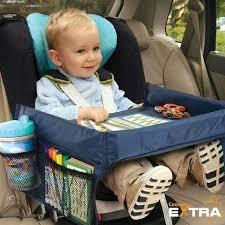 tablette pour siege auto tablette de voyage multi activités enfant pour siège auto concept