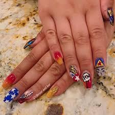 vibrant nail bar home facebook