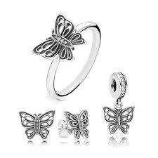 black friday jewelry sale pandora jewelry latest pandora butterfly jewellery set ring