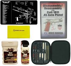 amazon com agi dvd colt 1911 45 auto pistol disassembly and