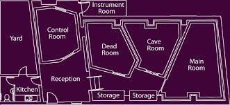 recording studio floor plan room4 recording and rehearsal studios bristol