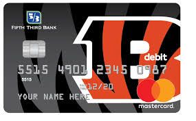 Us Bank Credit Card Designs Gold Debit Card Fifth Third Bank