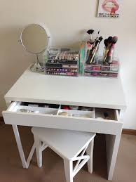 Small Floating Desk by Home Design 93 Wonderful Small White Desk Ikeas