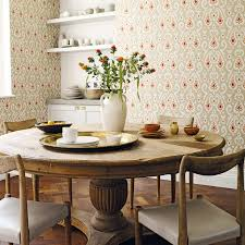 Wallpaper Designs For Dining Room Style Library The Premier Destination For Stylish And Quality