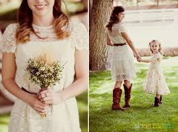 lace flower dresses with cowboy boots naf dresses