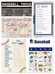 take me out to the ballgame baseball theme party planning ideas