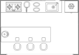 symbole cuisine cuisine salle a manger ouverte 12 symboles pour plan de