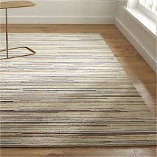 Rectangle Rug Savoy Cream Multicolor Wool Rug Crate And Barrel