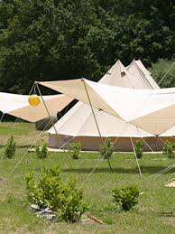 Uk Canopy Tent by Five Of The Best Cool Campsites