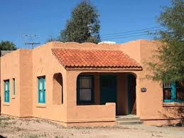 1929 pueblo revival tucson az 249 900 old house dreams