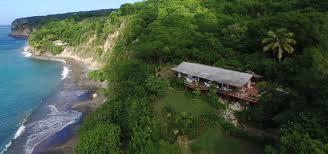 4 bedroom beachfront home for sale woodlands beach montserrat