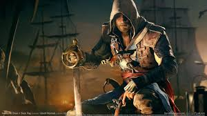 Ac4 Black Flag Assassins Creed 4 Wallpaper And Background Image 1366x768 Id