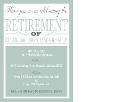 farewell gathering invitation retirement party invite dr pirtle events pinterest