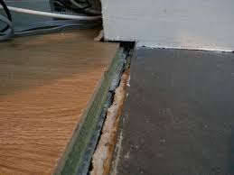 Laminate Flooring T Molding Flooring How Can I Transition Between These Floors Home