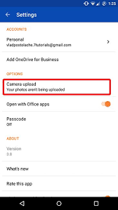 onedrive app for android backup to onedrive the pictures taken with your android smartphone