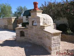 image result for corner pizza ovens on patios out door pizza