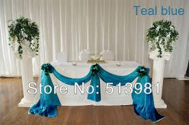teal wedding decorations pictures on colored tulle for wedding decorations wedding ideas