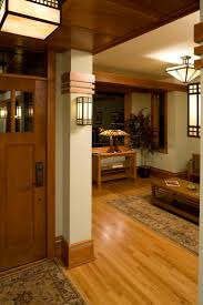 craftsman style wall sconce