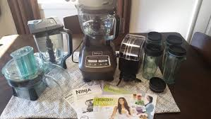 Ninja Mega Kitchen System Find More Ninja Mega Kitchen System With Professional Prep System
