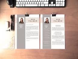 18 best resume design images on pinterest cover letter template