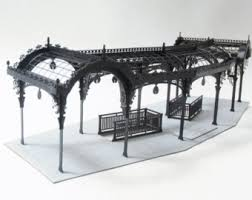 architectural model kits architecture model etsy