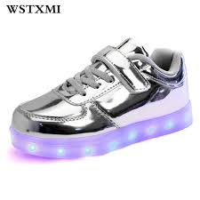 big kids light up shoes new kids light up shoes led luminous boys girls glowing flashing