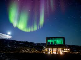 where are the northern lights located ion luxury adventure hotel iceland wildluxe