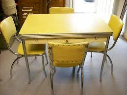 Yellow Retro Kitchen Chairs - 374 best retro kitchen images on pinterest vintage kitchen