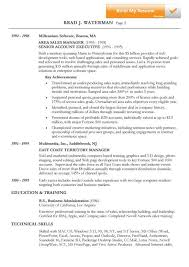 Completed Resume Examples by Chronological Resume Examples Chronological Resume Examples 2017
