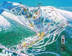 santa map trail map grooming report ski santa fe