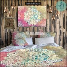 bedroom bohemian duvet awesome comforters aztec bedding set