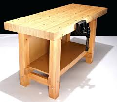 wooden work heavy duty wood workbench how to build this gallery 1 workbenches