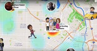 child predator map snapchat s snap map has critics worried about privacy and child