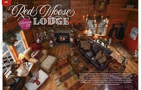 home feature red moose lodge