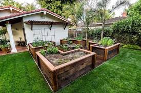 Garden Ideas With Pallets Pallet Raised Garden Bed Ideas Wood Pallet Ideas