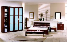Bedroom Sliding Cabinet Design Elegant Bedroom Interior Design With Classy Wooden Closet And