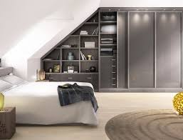 Amenager Une Petite Chambre Adulte by Amnager Une Chambre Dans Les Combles Chambre By Bpc Interior