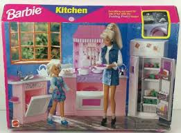Little Tikes My Size Barbie Dollhouse by Kitchen Surprising Barbie Kitchen Furniture Images Inspirations