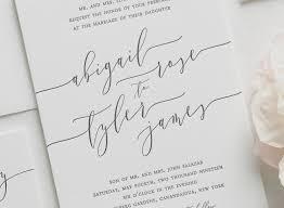 wedding invitation companies wedding invitation companies luxury calligraphy wedding