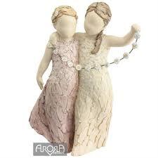 more than words friendship figurine friendship figurines