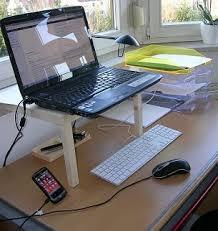 bureau pc portable l ergonomie contre les douleurs au bureau le manageur sportif
