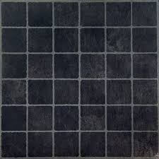 nexus slate checker board 12x12 inch self adhesive vinyl