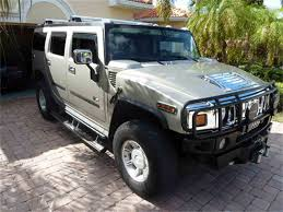luxury hummer 2003 hummer h2 for sale classiccars com cc 963565