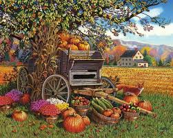 harvest time jigsaw puzzle puzzlewarehouse