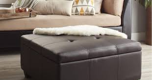 Sofa With Ottoman by Tips On Coordinating An Ottoman With Your Living Room Overstock Com
