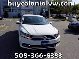 massachusetts certified pre owned volkswagen cars for sale in