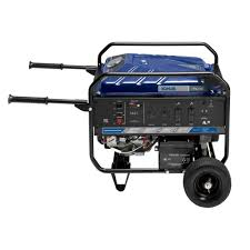 kohler 7 500 watt gasoline powered electric start portable
