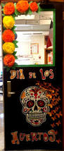 Dia De Los Muertos Home Decor Classroom Doors Decorated For Day Of The Dead Google Search